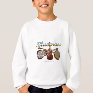 BlueGrass Dobro, Banjo and Fiddle Sweatshirt