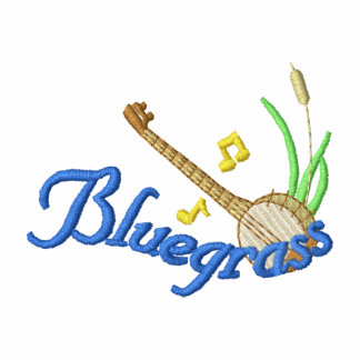 Bluegrass Embroidered Sherpa Hoodie