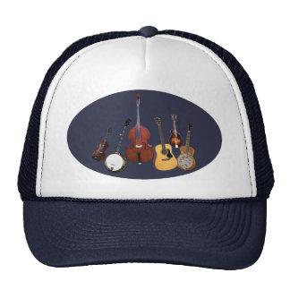BLUEGRASS INSTRUMENTS-HAT CAP