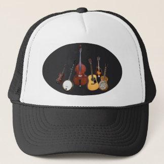 BLUEGRASS INSTRUMENTS-HAT TRUCKER HAT