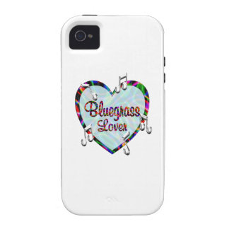 Bluegrass Lover Case-Mate iPhone 4 Case