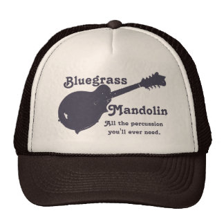 Bluegrass Mandolin - All the Percussion You Need Cap