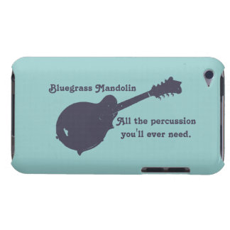 Bluegrass Mandolin - All the Percussion You Need iPod Touch Covers