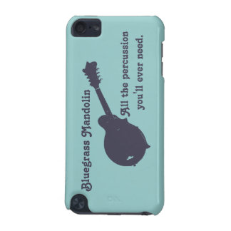 Bluegrass Mandolin - All the Percussion You Need iPod Touch (5th Generation) Cases