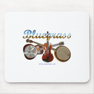 BlueGrass mousepad