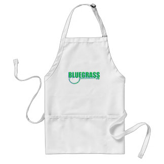 Bluegrass Music Standard Apron