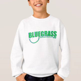 Bluegrass Music Sweatshirt
