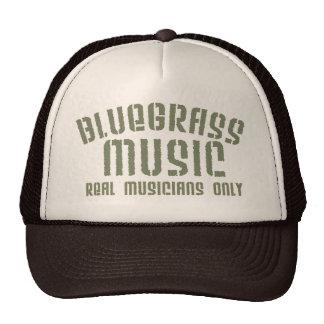 Bluegrass Music Trucker Hat
