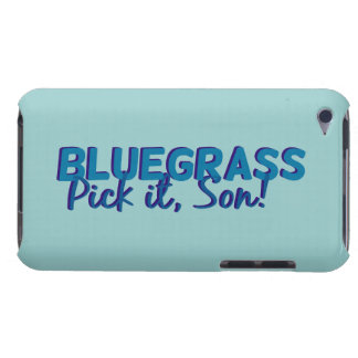 Bluegrass. Pick it, Son! Barely There iPod Cover
