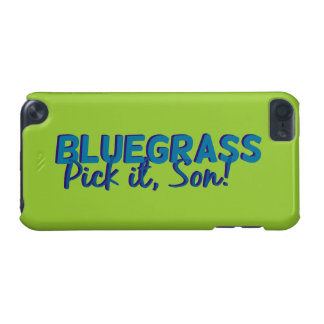 Bluegrass: Pick it, Son! iPod Touch (5th Generation) Cover