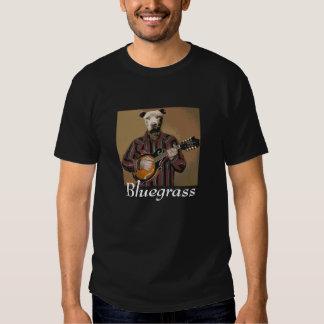 """Bluegrass"" -Pitbull with mandolin- T~Shirt T Shirt"