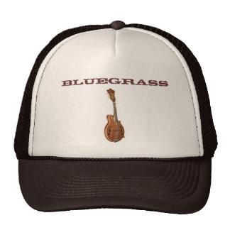 """""""BLUEGRASS"""" Trucker Hat adjustable(CHOOSE COLOR)"""