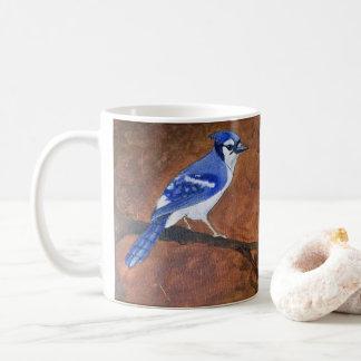 Bluejay Love and Delight Mug