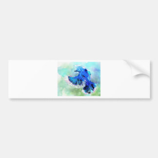 BlueJay Swaylrg Bumper Sticker