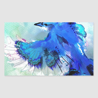 BlueJay Swaylrg Rectangular Sticker
