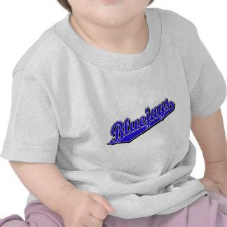 Bluejays in Blue Shirts