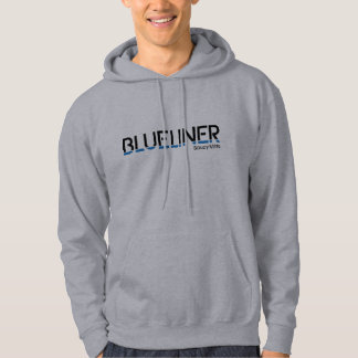 Blueliner Defense Hockey Hoodie