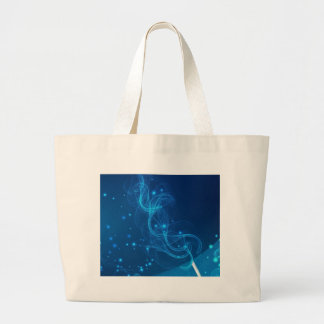 BlueOverPink Large Tote Bag