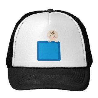 BluePABooP12 Cap