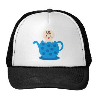 BluePABooP9 Cap