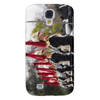 Blues And Royals Cavalry Galaxy S4 Case