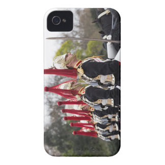 Blues And Royals Cavalry iPhone 4 Cover