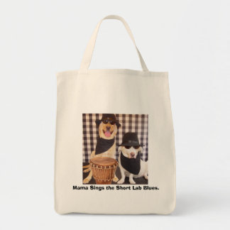 Blues Brothers Labs Tote Bag