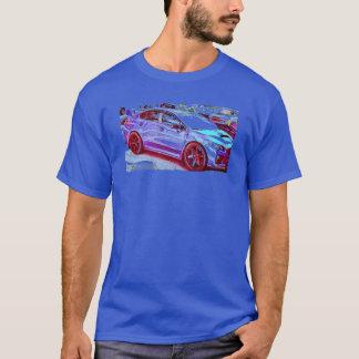 blues car clues T-Shirt