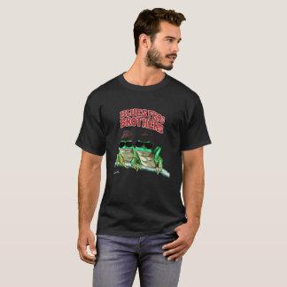 Blues Frog Brothers Dark T-Shirt