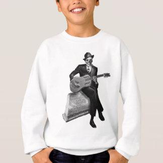 Blues Ghost Sweatshirt