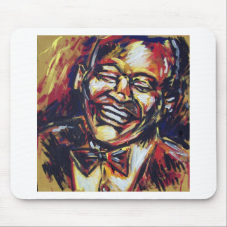 blues grin mouse pads
