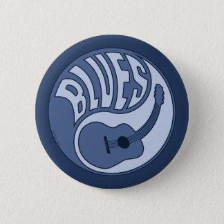 Blues Guitar Yin Button