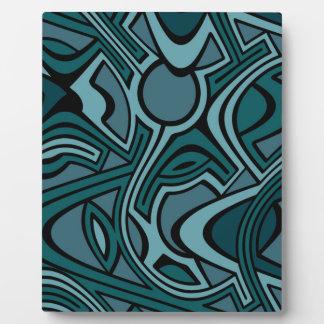 Blues Plaque