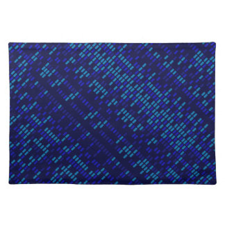 Blues Style Background Placemat