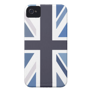 Blues Union Flag Jack Team GB Blackberry Case-Mate iPhone 4 Cases