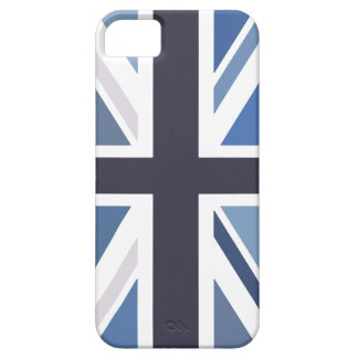 Blues Union Flag Jack Team GB  iPhone 5 Case