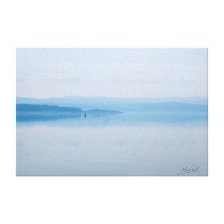 Blues - West Cost Scotland Canvas Print