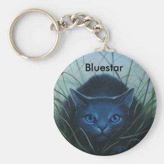 Bluestar Key ring Basic Round Button Key Ring