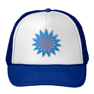 BlueSTAR SuperSTAR : Elegant GIFT for all occasion Trucker Hat