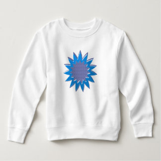 BlueSTAR SuperSTAR : Elegant GIFT for all occasion Sweatshirt