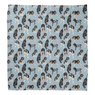 Bluetick Coonhound  Bandana