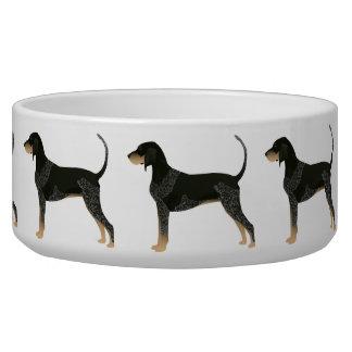 Bluetick Coonhound Basic Breed Customizable Design