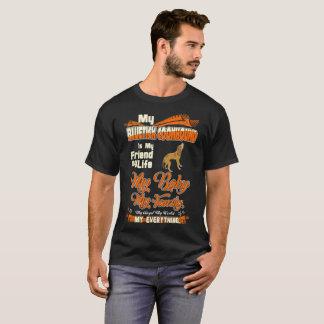 Bluetick Coonhound Friend Life Baby Family World T-Shirt