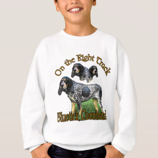 Bluetick Coonhound Gifts Sweatshirt