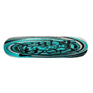 bluewave 21.6 cm old school skateboard deck