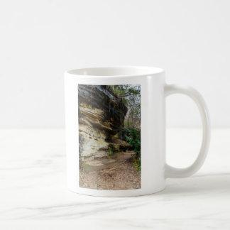 Bluff Lined Walkway Coffee Mug