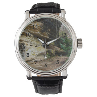 Bluff Lined Walkway Wrist Watches