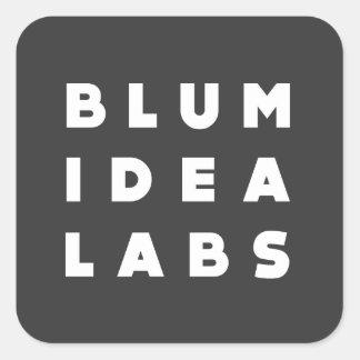 Blum Idea Labs Stickers