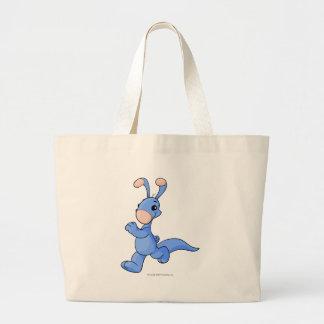 Blumaroo Blue Jumbo Tote Bag
