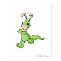 Blumaroo Green postcards